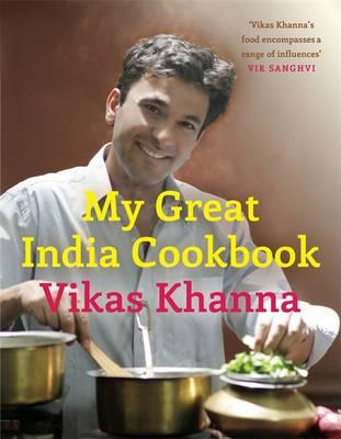 My Great Indian Cookbook (Hardback)