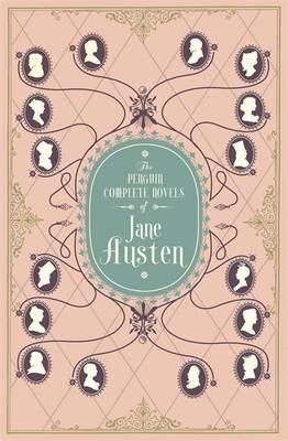 The Penguin Complete Jane Austen (Hardback)