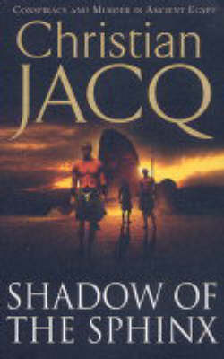 Shadow of the Sphinx: The Judge Of Egypt (Paperback)