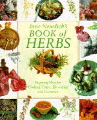 Jane Newdick's Book of Herbs (Hardback)