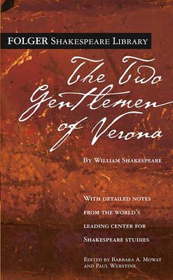 Two Gentleman of Verona (Paperback)