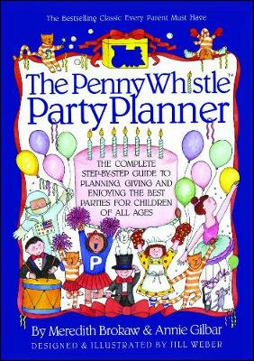 Penny Whistle Party Planner (Paperback)