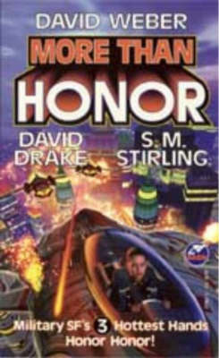 More Than Honor - Worlds of Honor (Weber) 1 (Paperback)