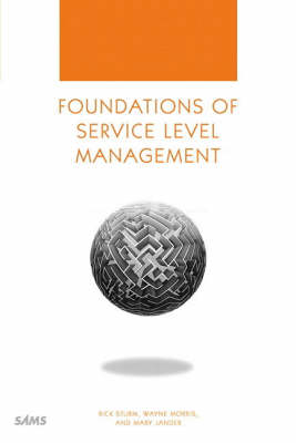 Foundations of Service Level Management (Paperback)