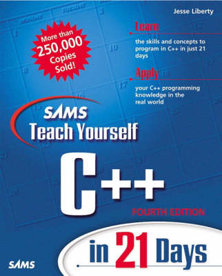 Sams Teach Yourself C++ in 21 Days (Paperback)