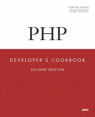 PHP Developer's Cookbook (Paperback)