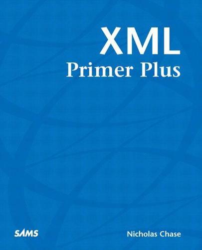 XML Primer Plus (Paperback)