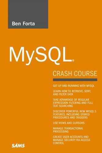 MySQL Crash Course (Paperback)