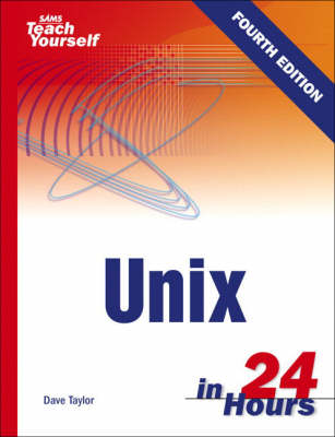 Sams Teach Yourself Unix in 24 Hours (Paperback)