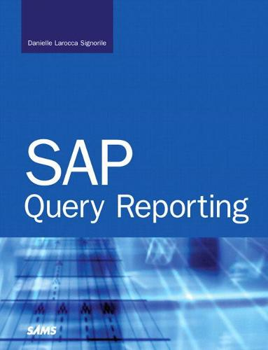 SAP Query Reporting (Paperback)