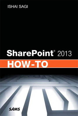 SharePoint 2013 How-To (Paperback)