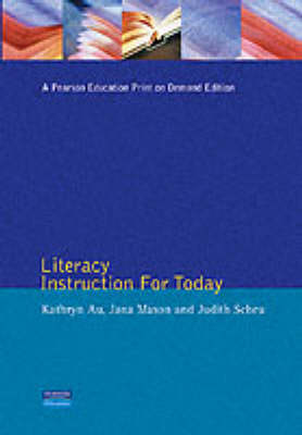 Literacy Instruction for Today (Paperback)