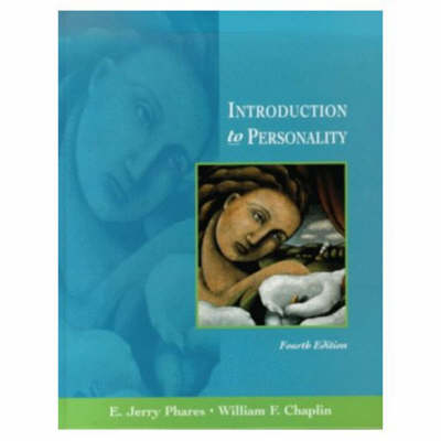 Introduction to Personality (Hardback)