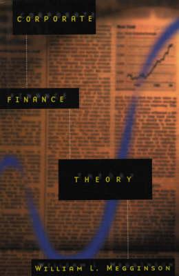 Corporate Finance Theory (Hardback)