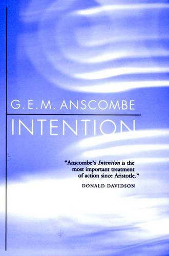 Intention (Paperback)