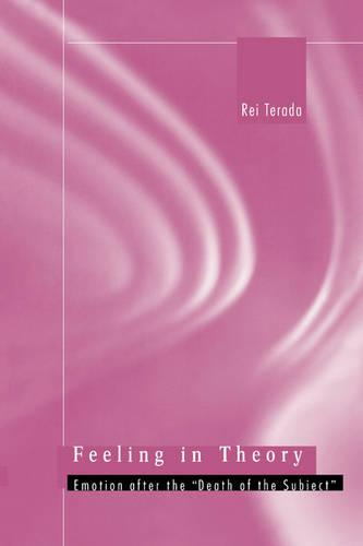 Feeling in Theory: Emotion After the Death of the Subject (Paperback)