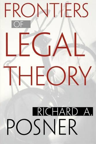 Frontiers of Legal Theory (Paperback)