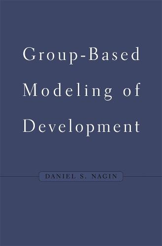 Group-Based Modeling of Development (Hardback)