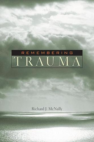 Remembering Trauma (Paperback)