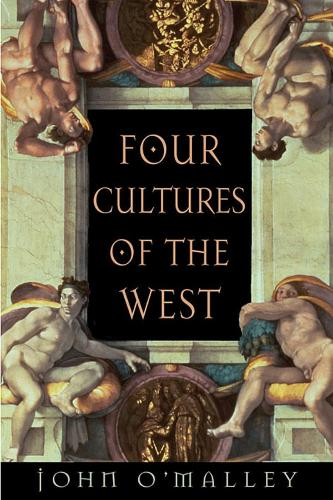 Four Cultures of the West (Paperback)
