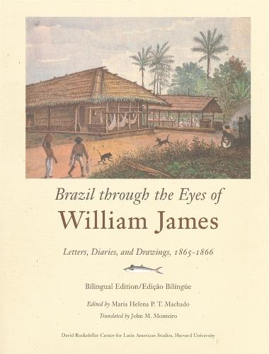 Brazil Though the Eyes of William James: Diaries, Letters, and Drawings, 1865-1866 - David Rockefeller Centre for Latin American Studies (Hardback)