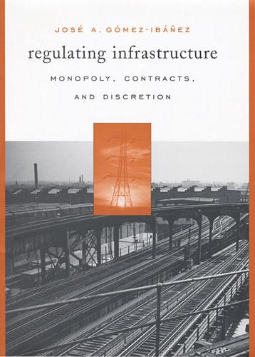 Regulating Infrastructure: Monopoly, Contracts, and Discretion (Paperback)