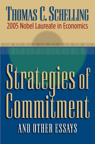 Strategies of Commitment and Other Essays (Paperback)