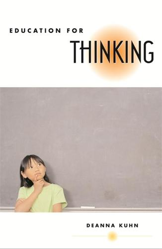 Education for Thinking (Paperback)