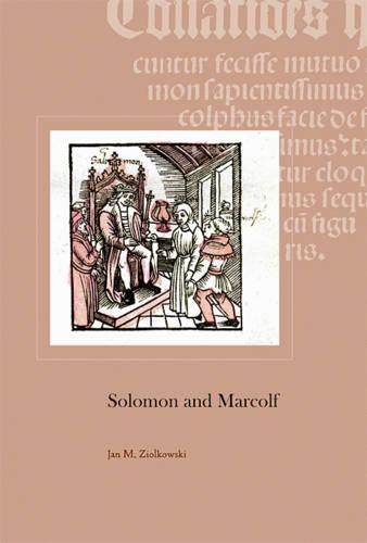 Solomon and Marcolf - Harvard Studies in Medieval Latin/ Harvard University Department of Classics (Paperback)