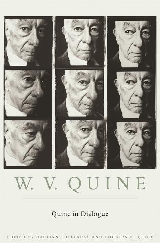 Quine in Dialogue (Hardback)