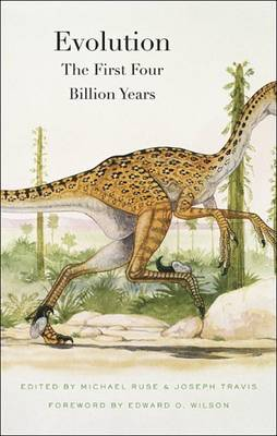 Evolution: The First Four Billion Years (Hardback)