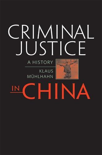 Criminal Justice in China: A History (Hardback)