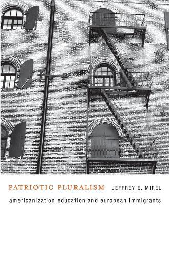Patriotic Pluralism: Americanization Education and European Immigrants (Hardback)