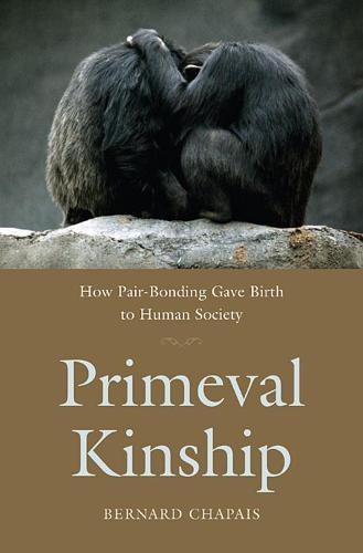 Primeval Kinship: How Pair-Bonding Gave Birth to Human Society (Paperback)