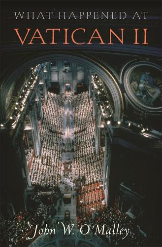 What Happened at Vatican II (Paperback)