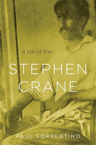 Stephen Crane: A Life of Fire (Hardback)