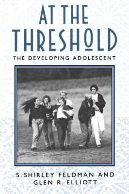 At the Threshold: Developing Adolescent (Paperback)