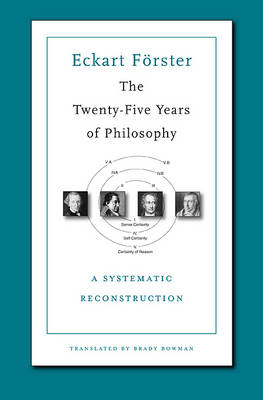 The Twenty-Five Years of Philosophy: A Systematic Reconstruction (Hardback)