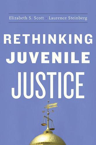 Rethinking Juvenile Justice (Paperback)