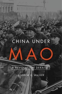 China Under Mao (Hardback)