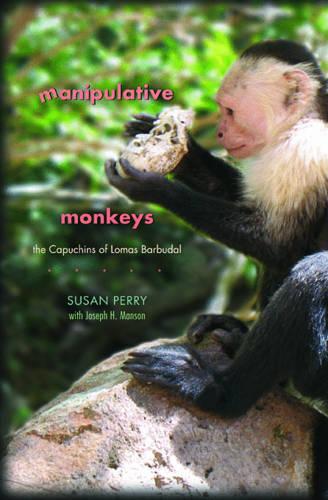 Manipulative Monkeys: The Capuchins of Lomas Barbudal (Paperback)