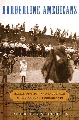 Borderline Americans: Racial Division and Labor War in the Arizona Borderlands (Paperback)