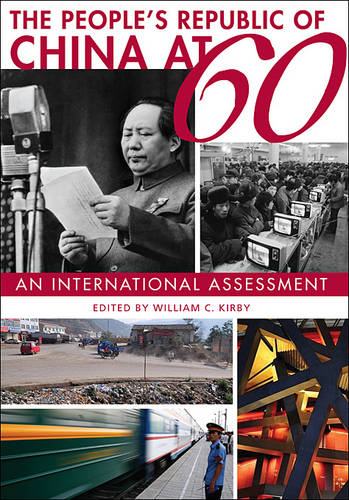 The People's Republic of China at 60: An International Assessment (Paperback)