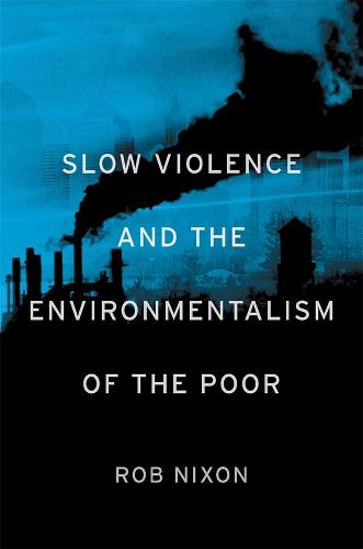 Slow Violence and the Environmentalism of the Poor (Paperback)
