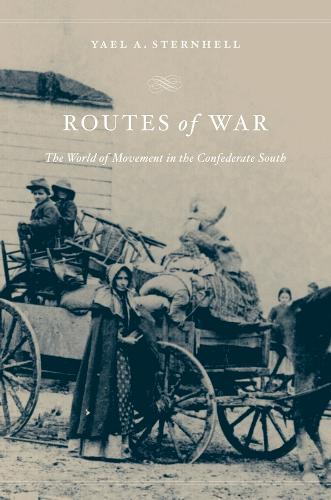 Routes of War: The World of Movement in the Confederate South (Paperback)