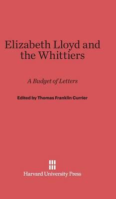 Elizabeth Lloyd and the Whittiers (Hardback)