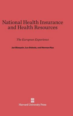 National Health Insurance and Health Resources (Hardback)