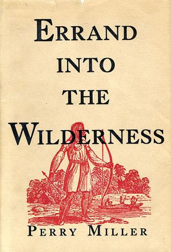Errand into the Wilderness (Paperback)