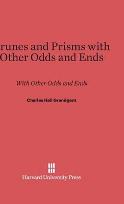 Prunes and Prisms (Hardback)