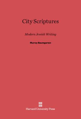 City Scriptures (Hardback)
